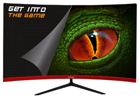 PC Gaming RTX 2060 Monitor 144 curvo